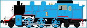 Oigawa Railway Thomas