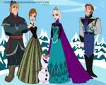 disney - winter's waltz
