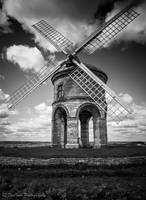 Chesterton Windmill by DeoIron