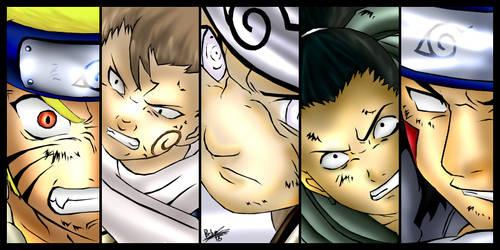 Mission: rescue Sasuke by mesmerise