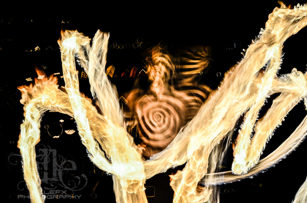 Body. Art. Movement. - Fire (Inferno) by ElleFX
