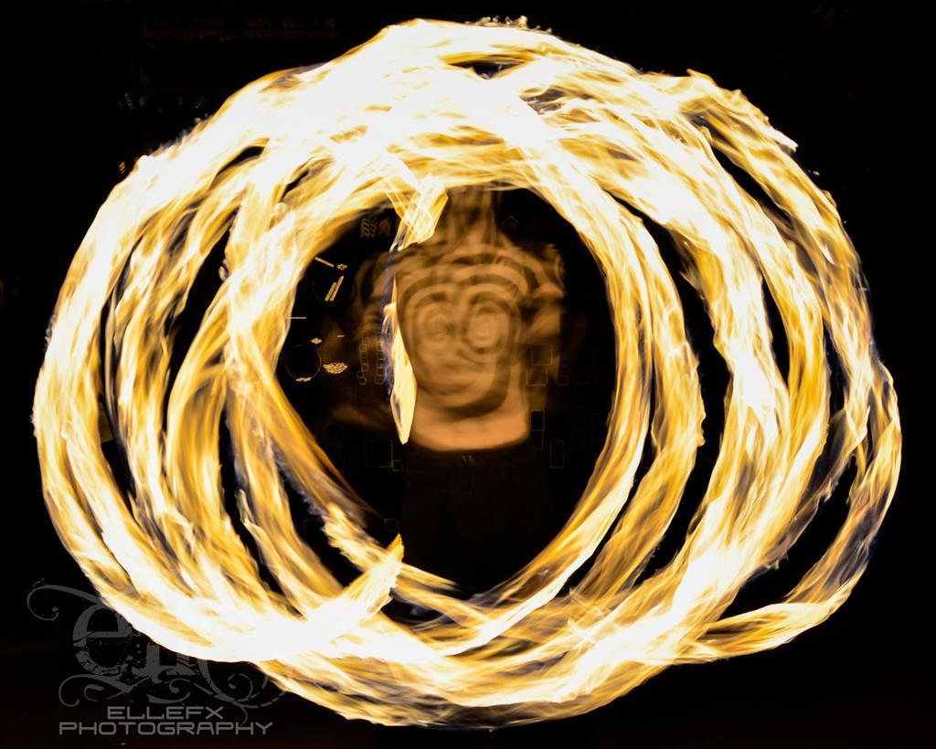 Body Art Movement Fire Hypnosis By Ellefx On Deviantart