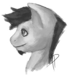 Realistic Romus (OC) by Mezy-Peach