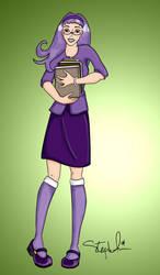 Shy Violet 2004 by colorchrome