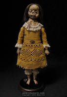 Troglia: ExquisiteMonster Doll by shainerin