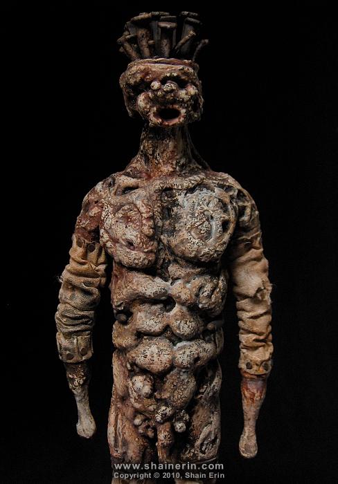 Ancestor Figure 2 Spirit Doll