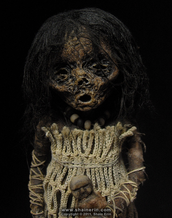 Mummy Sculpture  M36 by shainerin