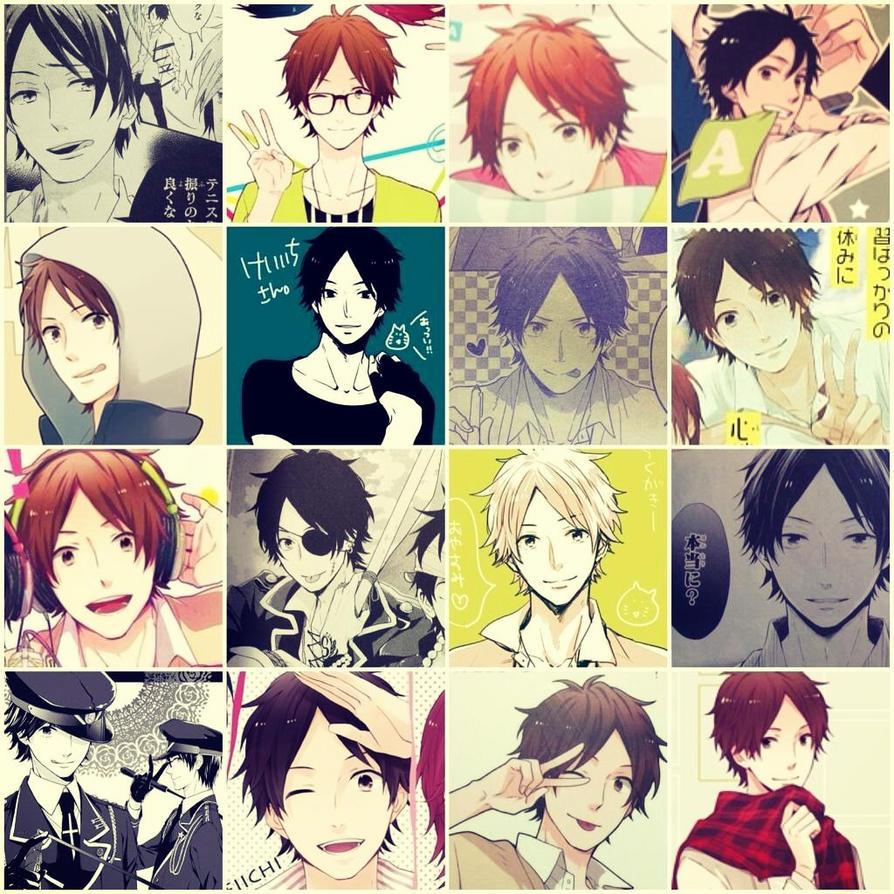 Keiichi from *Nijiiro Days* by maria4art
