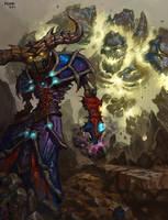 warlock by KEKSE0719