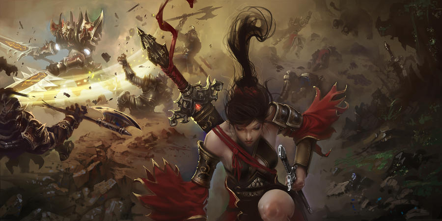 World of Legend 04 by KEKSE0719