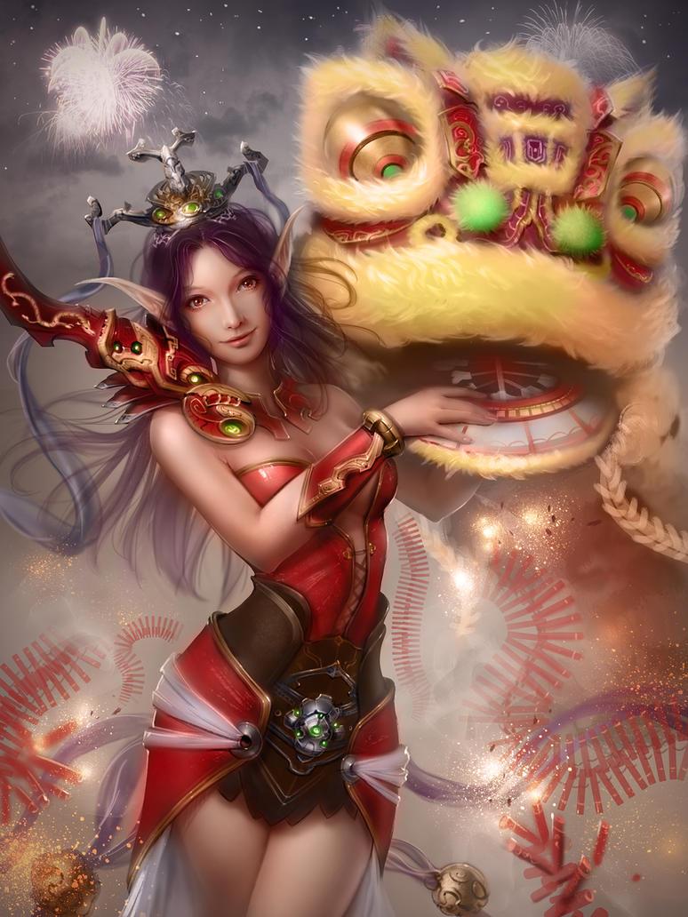World of Legend by KEKSE0719