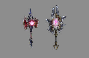 weapon design by KEKSE0719