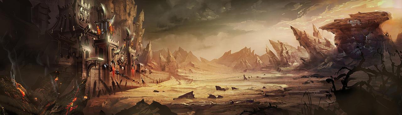 Battlefield by KEKSE0719