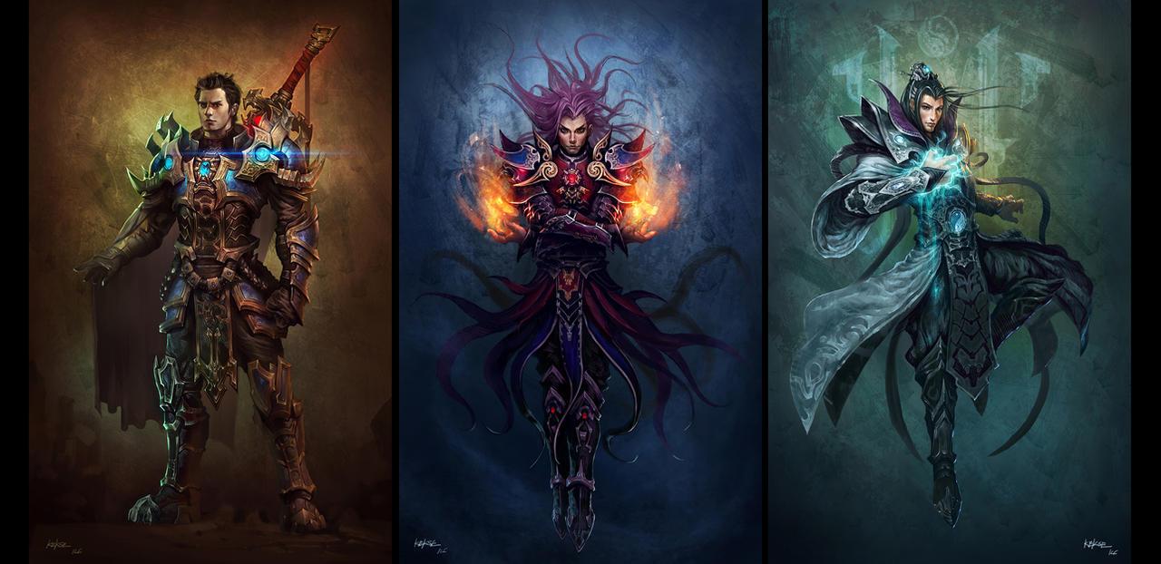 Dragon Wars by KEKSE0719