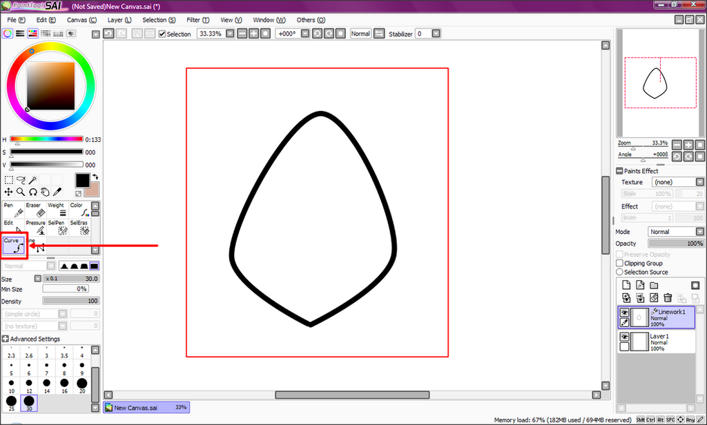 Can Paint Tool Sai Animate