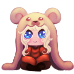 FREE Goldie Bearlocs Icon Avatar by DraconianRain