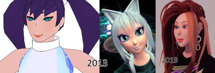 3D Comparison