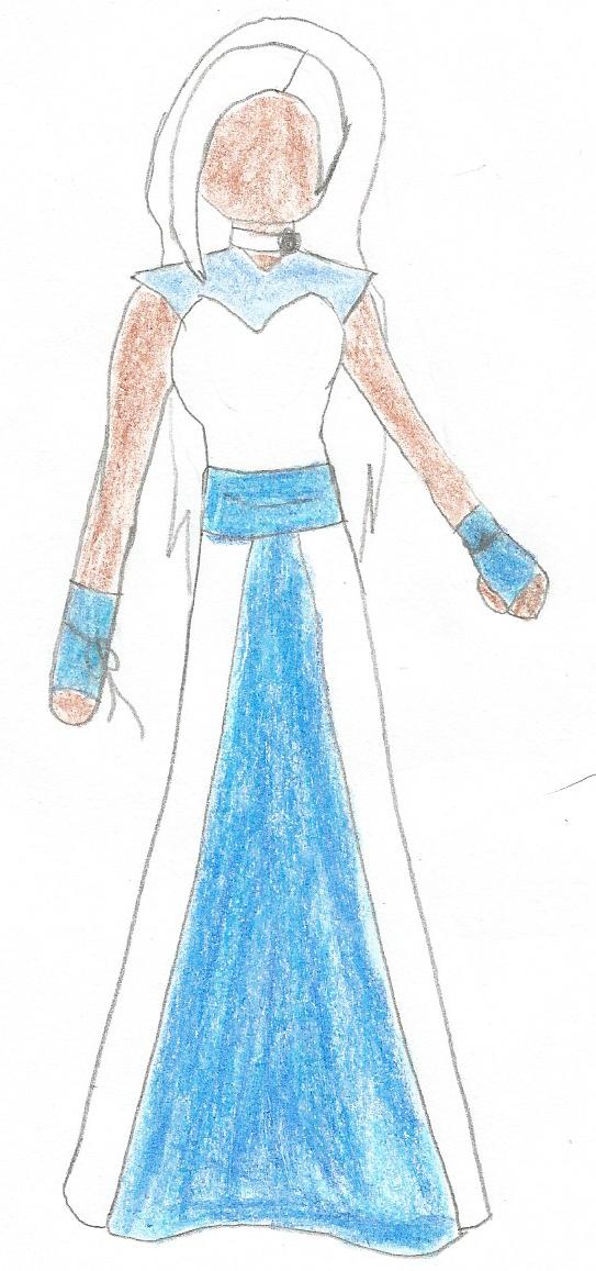 The Dress by AlexFuji18