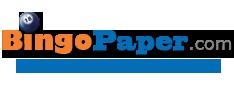 Bingo Paper Logo by JessicaDobbs