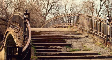 Sunny Afternoon Bridge by JessicaDobbs