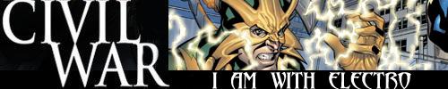 Electro - Civil War Banner by Big-Ogre