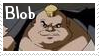 The Blob - Evolution Stamp