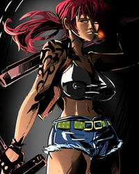 Revy by Lucid-01