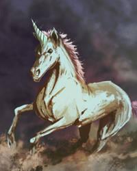 Sarah's Unicorn by Lucid-01