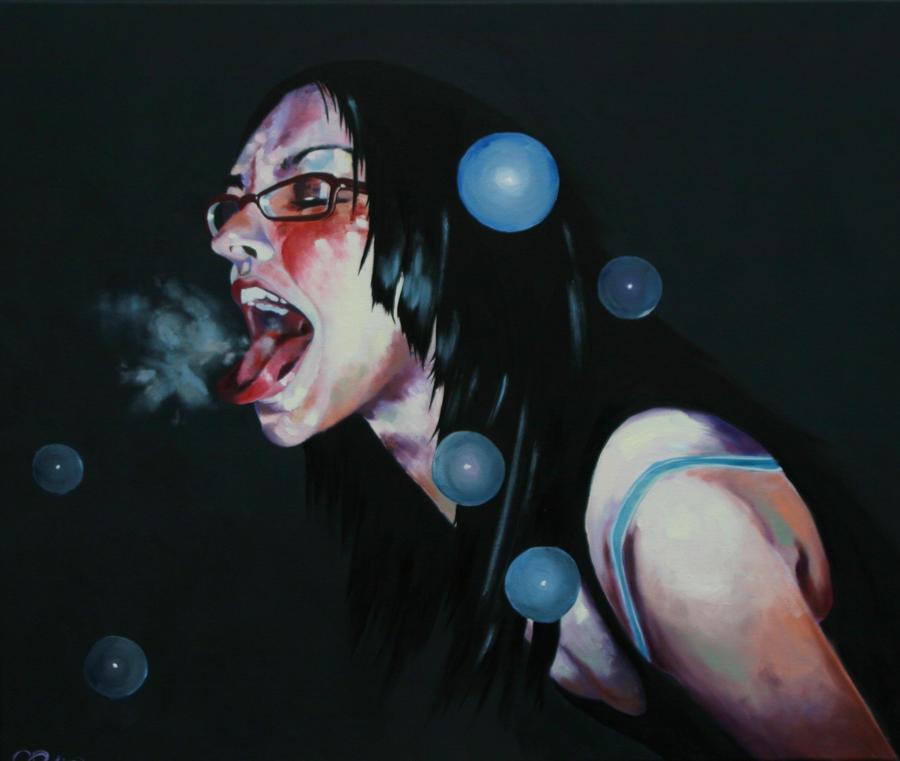 Smoke Bubs by ChrisPanatier