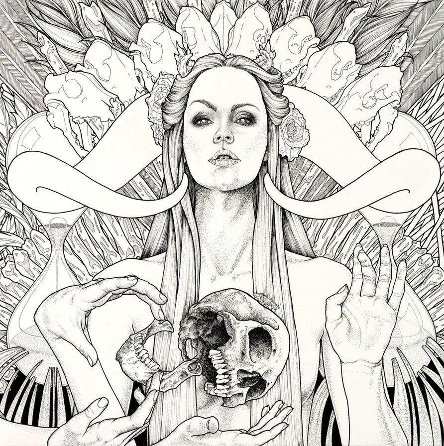 Gauntlet of Death's Inertia-Detail by ChrisPanatier