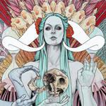 Gauntlet of Death's Inertia - Front - Color - Smal