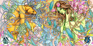 Crystal Demons We -color
