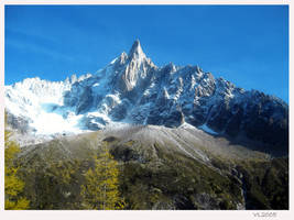 Near The Mont Blanc III by UltraViolet33