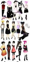 Second Life Fashion Book