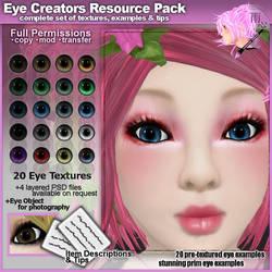 Eye Creators Resource Pack