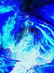 Lady lightning of the sea