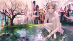 Metro Spring Artist Avatar by ameshin