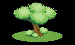 Simple tree by SamuraiEvans