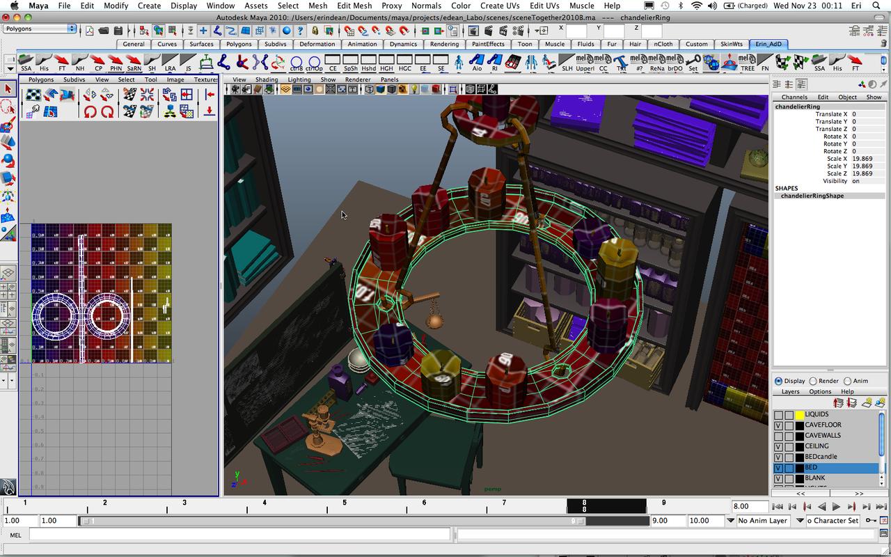 Screenshot 23-11-2011 by crushing83