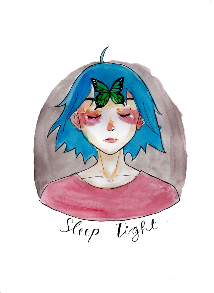Sleep Tight by Vrila