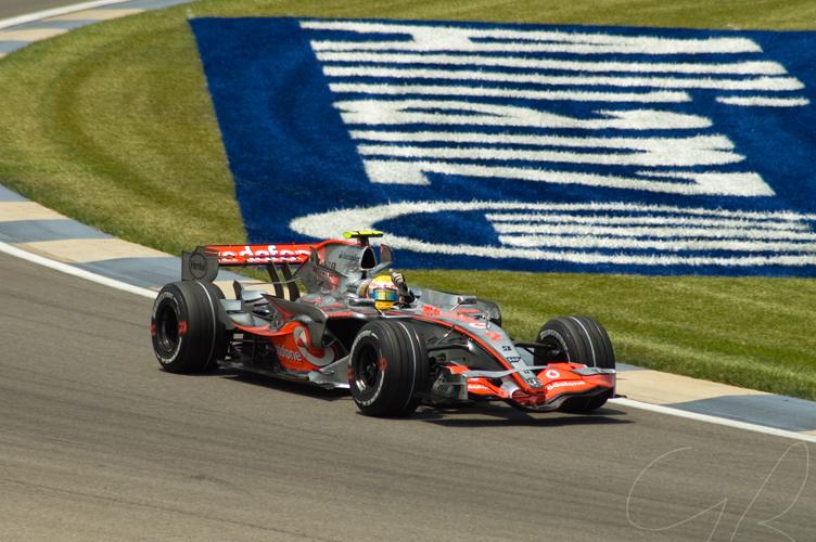 Lewis Hamilton by cyrus000