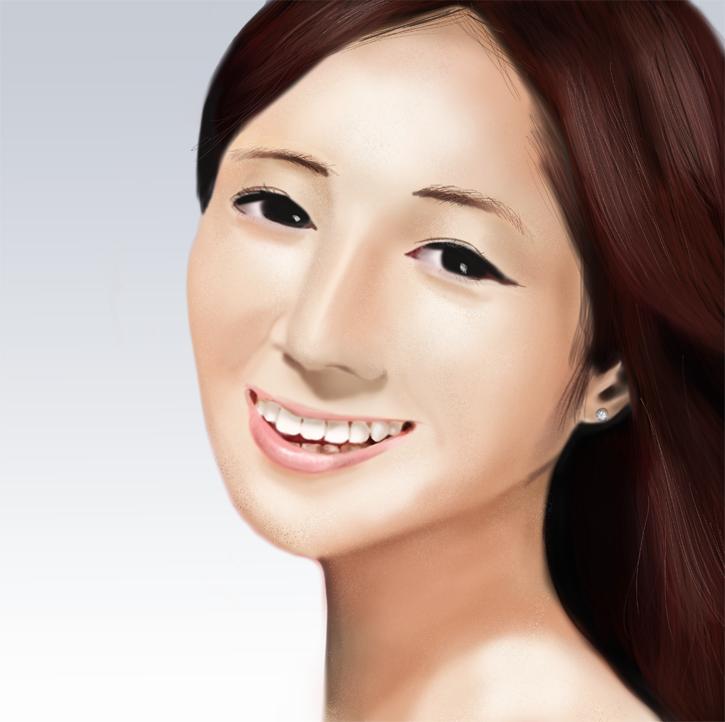 kwon yuri snsd. Kwon Yuri - SNSD by ~Jorei on