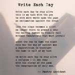 Meme - Write Each Day