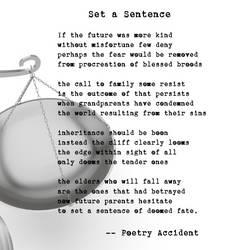 Meme - Set a Sentence