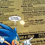 I Found You, Faker Burger!