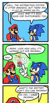 Mario and Sonic: Going 3rd-Party (Part 8)