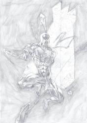 spider man by Siminin