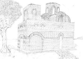 church by Siminin