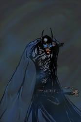 Batman by Siminin
