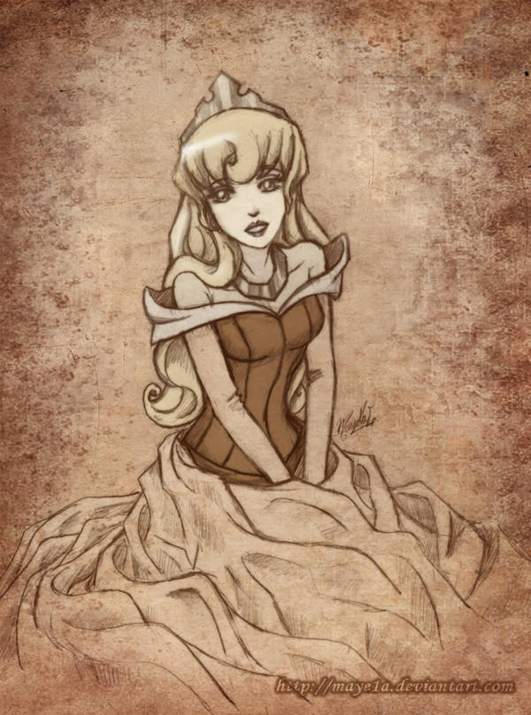 Princess Aurora by Maye1a